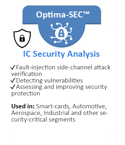 Optima-SEC IC Secirity Analysis